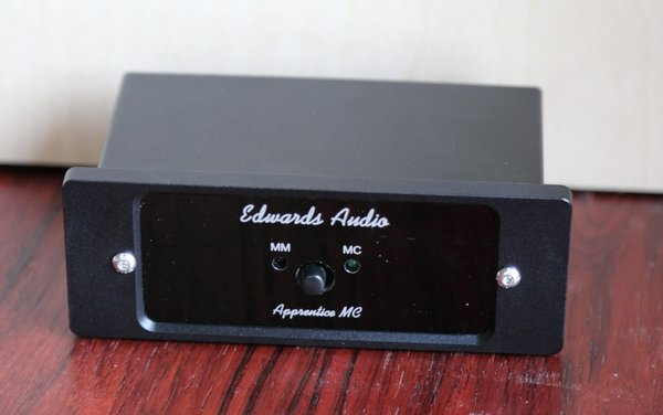Edwards Audio Apprentice MC Phono Verstärker  (MM & MC)